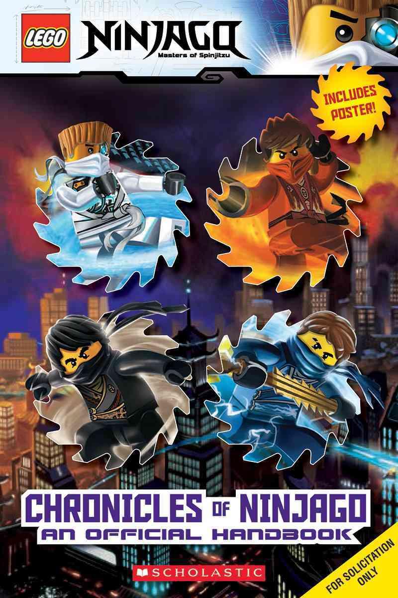 Lego Ninjago By West, Tracey